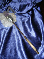 Legacy Master Caster Crystal Gemstone Magick Ritual and Spell Wand
