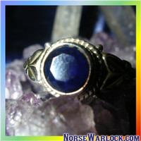 Master Conjurer's Ring! Call & Command Mighty Spirits of Wealth & Protection!