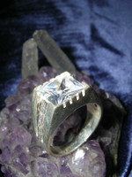 Remote Viewing Psychic Ring for Clear Past, Present & Future Visions!
