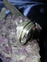 Step Into the Light with Uplifting White Energy Psychic Protection Ring!