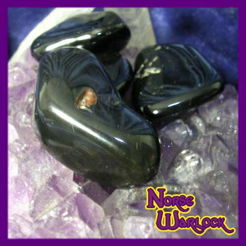 Metaphysical Black Onyx Gemstones