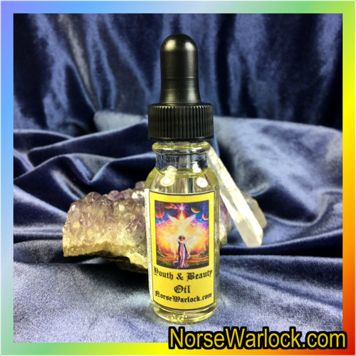 Magick Youth and Beauty Spiritual Oil