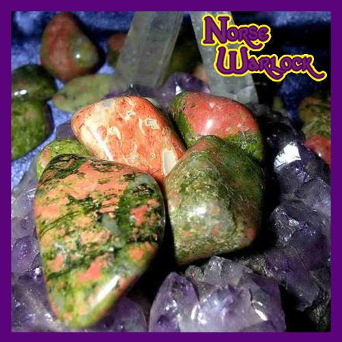 Metaphysical Unakite Gemstones