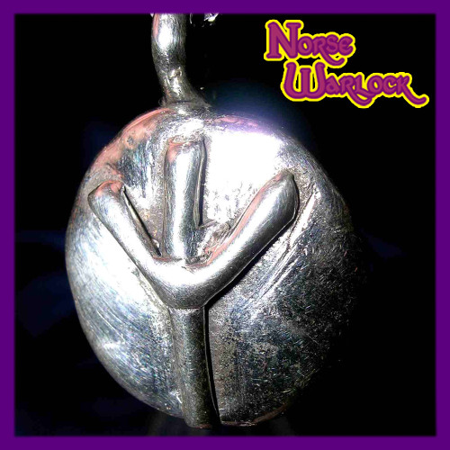 Elhaz Rune Pendant of Victory, Justice and Success