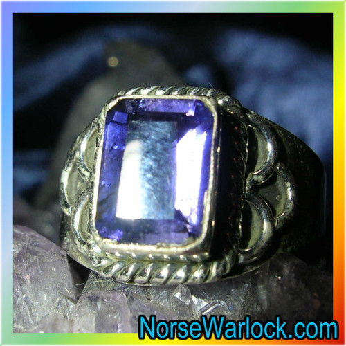 Water Dragon Marina, Spirit Ring for Good Luck, Courage and Success