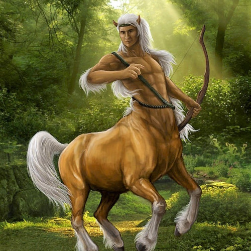 Kryos, Rare Powerful Centaur Spirit Offers Protection From All Evils
