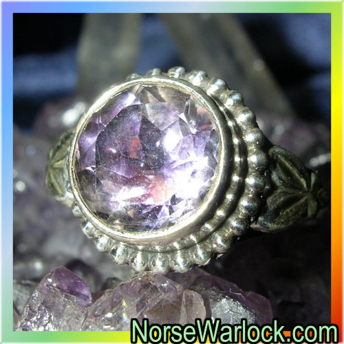 Norse Warlock Perfect Paranormal Portal to Other Dimensions Astral Time Travel Ring NorseWarlock.com