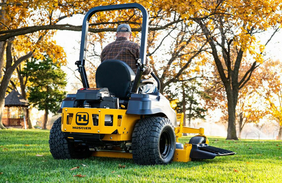 What Is A Zero Turn Lawn Mower
