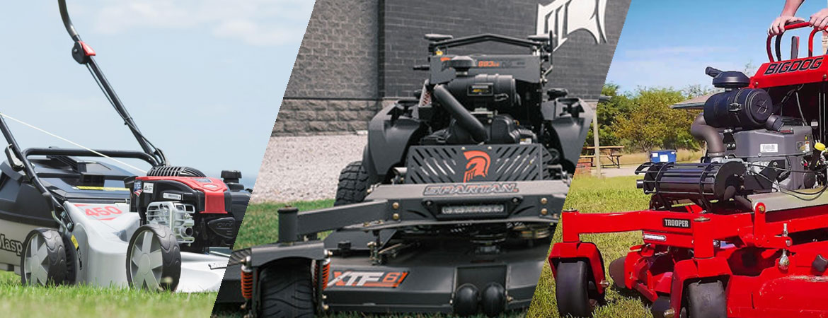 All Mowers Category Image