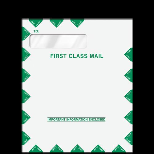 E029 - Single Window Tax Information Mailing Envelope