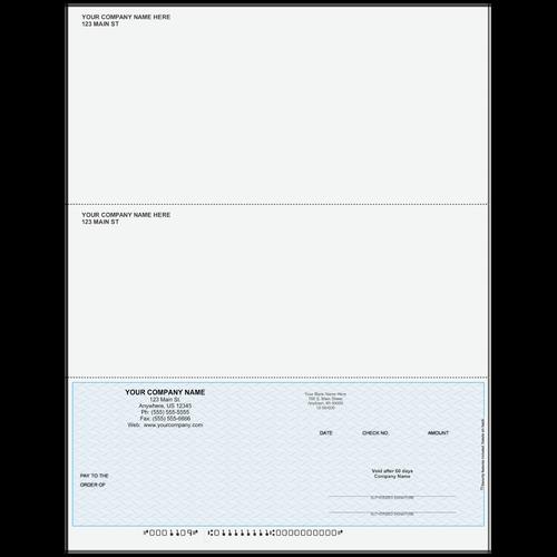 L1109A - Multi-Purpose Bottom Business Check