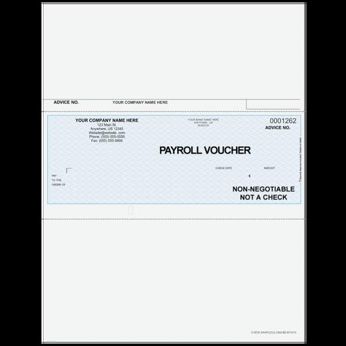 L1262 - Advice of Deposit Middle
