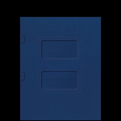 FLSSWXX - Debossed Side-Staple Folder