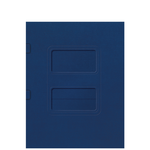 FLSSWXX - Debossed Side Tab Folder