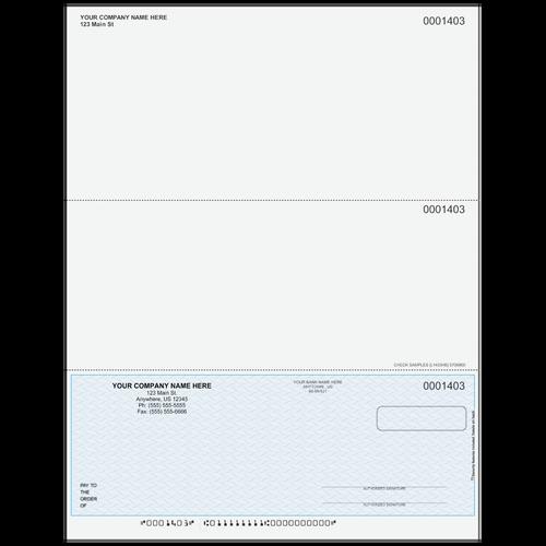 L1403 - Multi-Purpose Bottom Business Check