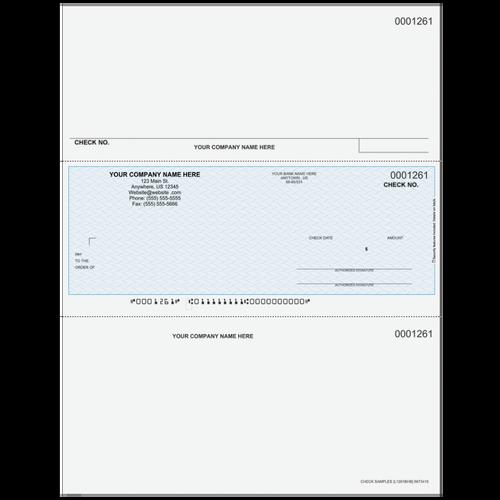L1261B - Payroll Middle Check