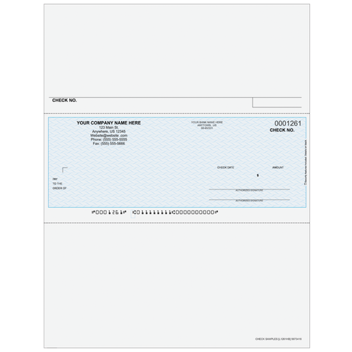 L1261 - Payroll Middle Business Check