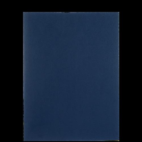 FOLDER8LGX - Blank Linen Folder
