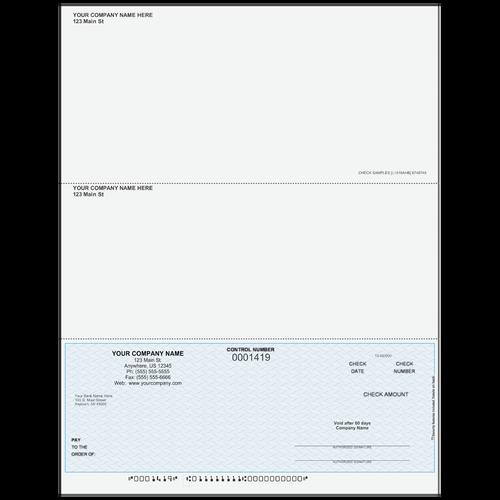 L1419A - Multi-Purpose Bottom Business Check