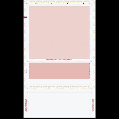 80498 - Pressure Seal EZ-Fold Burgundy Check (Flat Background)