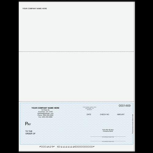 L1469A - Multi-Purpose Bottom Business Check