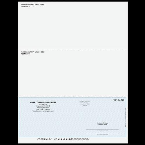 L1418A - Multi-Purpose Bottom Business Check