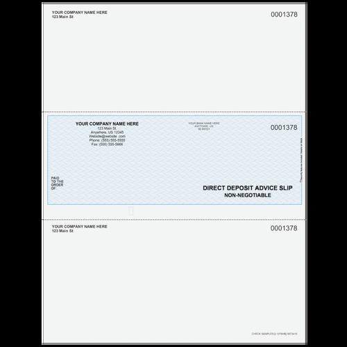L1378 - Advice of Deposit Middle