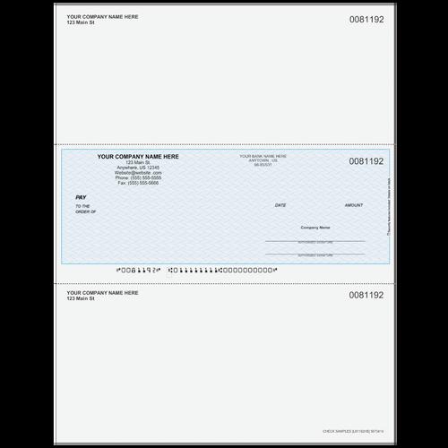 L81192 - Multi-Purpose Middle Business Check