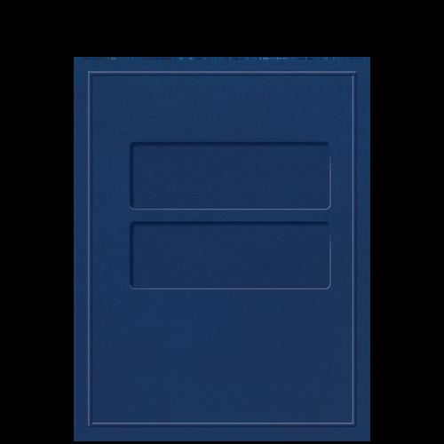 TTRCXX - Top Staple Tax Folder with Pocket and Windows