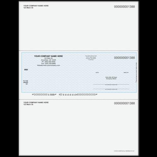 L1388 - Multi-Purpose Middle Business Check