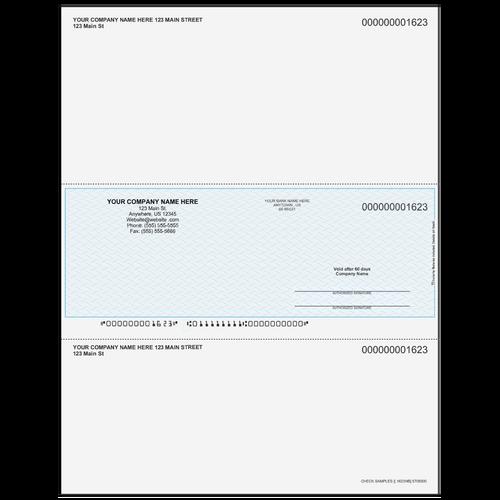 L1623 - Multi-Purpose Middle Business Check