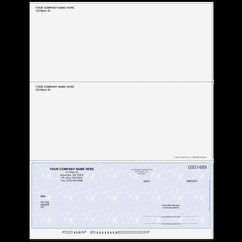 L1489 - Multi-Purpose Bottom Business Check