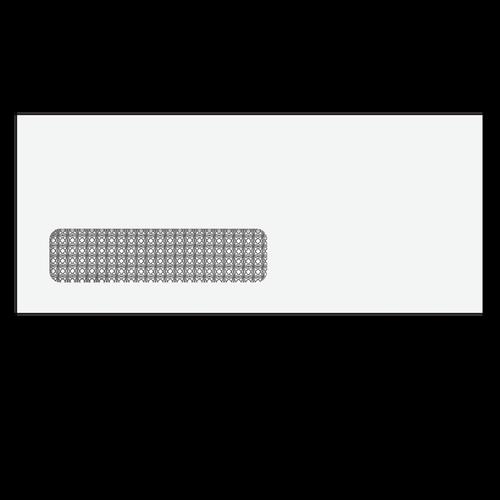 "E9150814 - Single Window Envelope - Moisture Seal - 3 5/8"" x 8 5/8"""