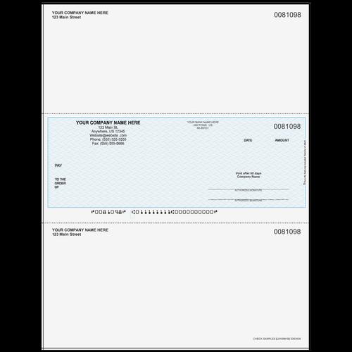L81098 - Multi-Purpose Middle Business Check