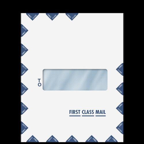 80554 - 9.5x12 SW 1st Class Env