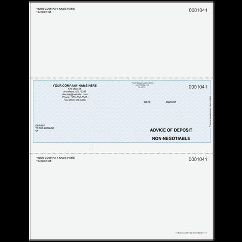 L1041 - Advice of Deposit Middle
