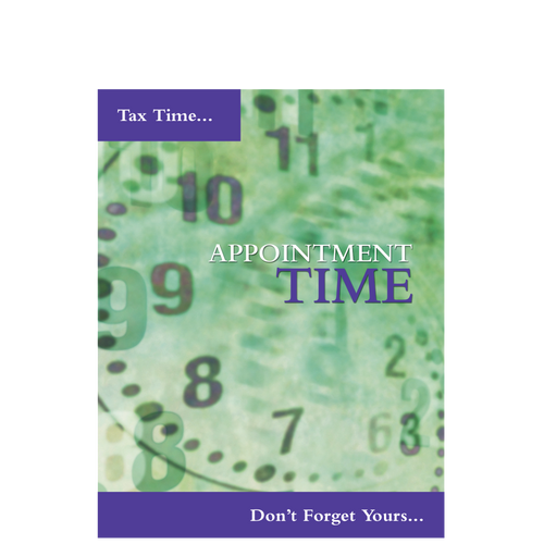 5094 - Tax Appointment Time Postcard