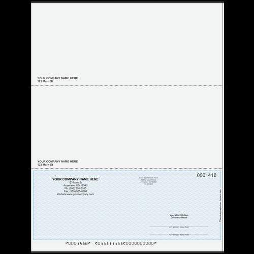 L1418B - Multi-Purpose Bottom Business Check