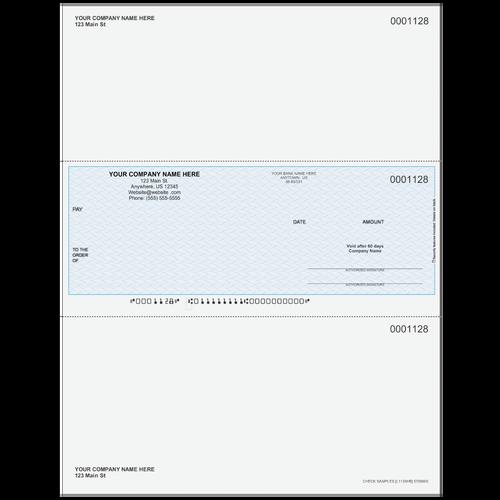 L1128 - Multi-Purpose Middle Business Check