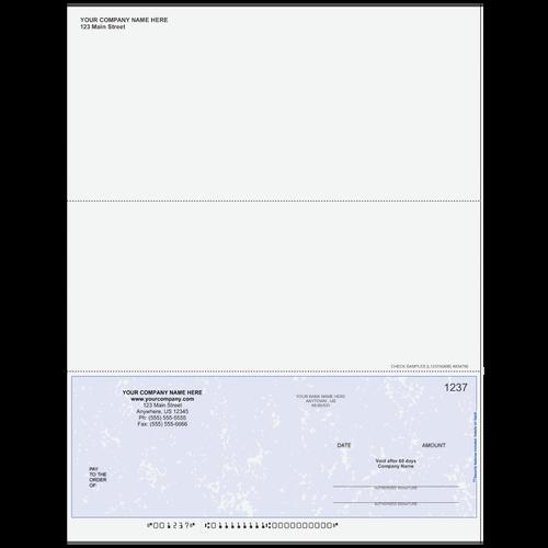 L1237A - Multi-Purpose Bottom Business Check