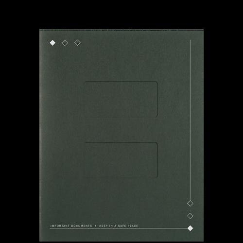 LA60XX - Top Staple Folder with Large Windows