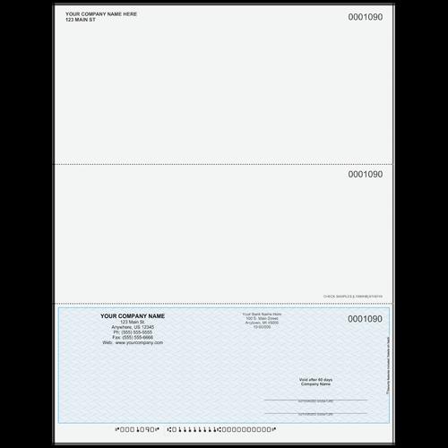 L1090 - Multi-Purpose Bottom Business Check