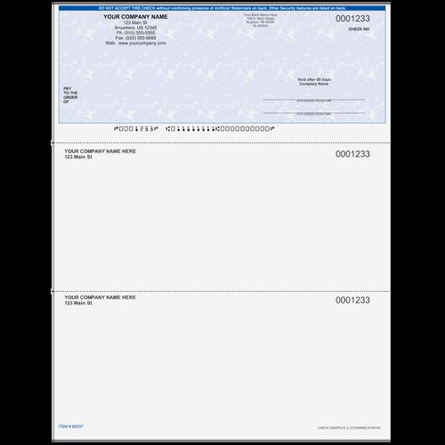 L1233A - Multi-Purpose Top Business Check