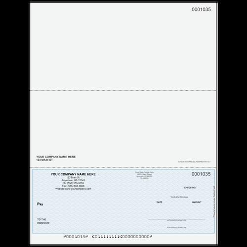 L1035 - Multi-Purpose Bottom Business Check