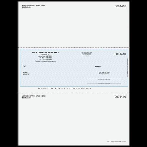 L1410 - Multi-Purpose Middle Business Check