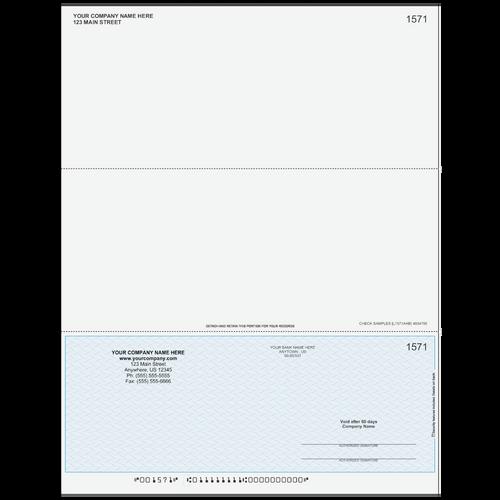 L1571A - Multi-Purpose Bottom Business Check