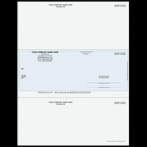 L1242 - Multi-Purpose Middle Business Check