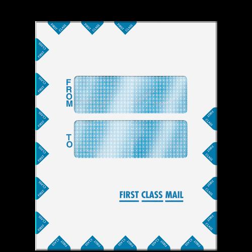 80922 - 9.5x12 DW 1st Class P&C Env