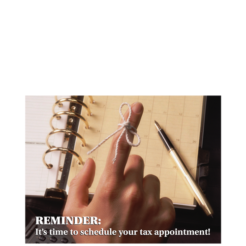 5092 - Reminder Postcard