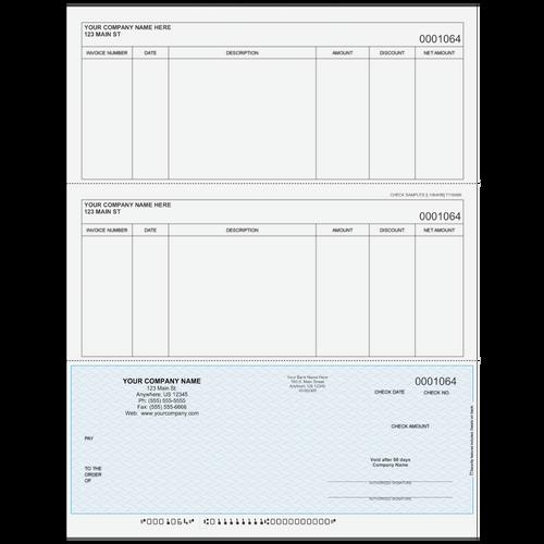 L1064 - Accounts Payable Bottom Business Check